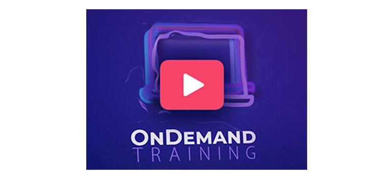 Les Formations 'On Demand' : une nouvelle façon d'apprendre !